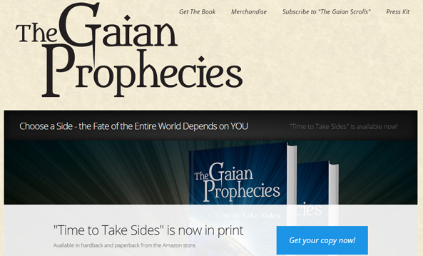 The Gaian Prophecies thegaianprophecies.com